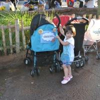 Facilidades para bebês nos parques de Orlando