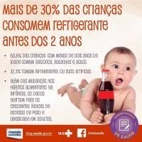 CUIDADOS NA ALIMENTAÇÃO INFANTIL - Coluna Nutrição por Tatiana Coimbra